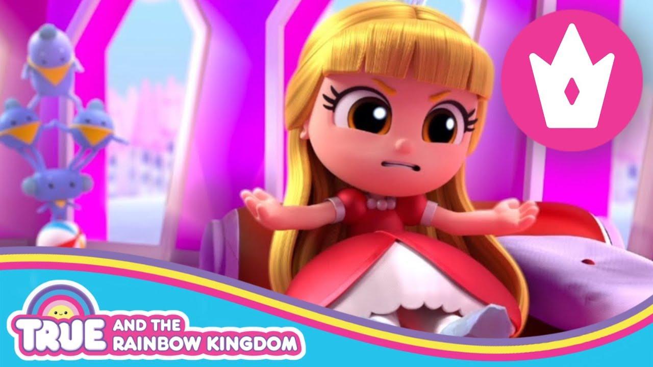 True And The Rainbow Kingdom Princess Grizelda And Her