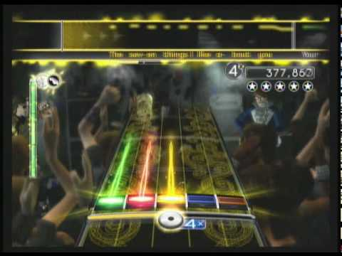 7 Things by Miley Cyrus ~ RockBand 2 DLC for 06/22, Expert Guitar/Vocals 100% SR FC