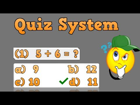 Assembly Project (Quiz System) | Bangla Tutorial | Assembly Language