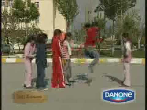 Sarı Kırmızı - Unutulmuş Çocuk Oyunları