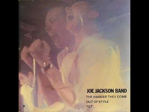Joe Jackson The harder they come