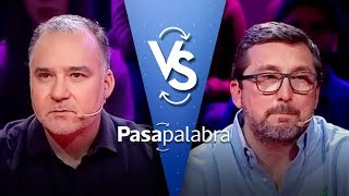 Pasapalabra | Rodrigo González vs Mario Salinas