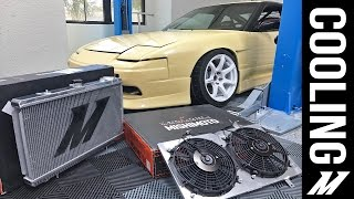 Trying to keep my SR20DET Cool