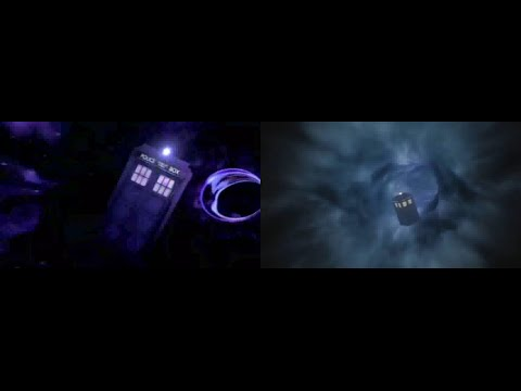 Doctor Who FUSION - 2008 + 2010 Themes Combined