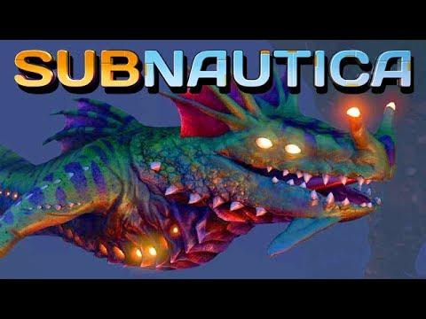 Subnautica Full Release Gameplay German #14 - Heimat der Drachen
