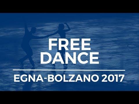 Sofia POLISHCHUK / Alexander VAKHNOV RUS Ice Dance Free Dance EGNA-NEUMARKT 2017