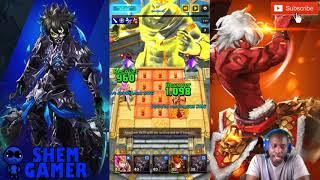 Spotlight Rook Rex, The Lu Bu Killer - Chain Strike