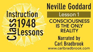 Neville Goddard Class Instruction 1948 Lesson One