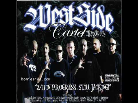 Westside Cartel Gangsta Hit G FUNK