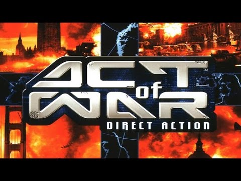 Act of War: Direct Action. Full campaign longplay