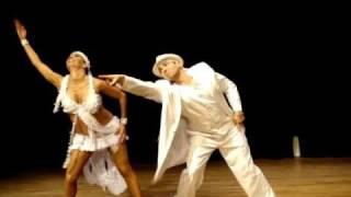 """""""Rumba Afro-Cubana"""" Dance Performance - Ana Llorente & Henry Herrera"""