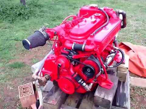 Fiat aifo 804 am Marine engine