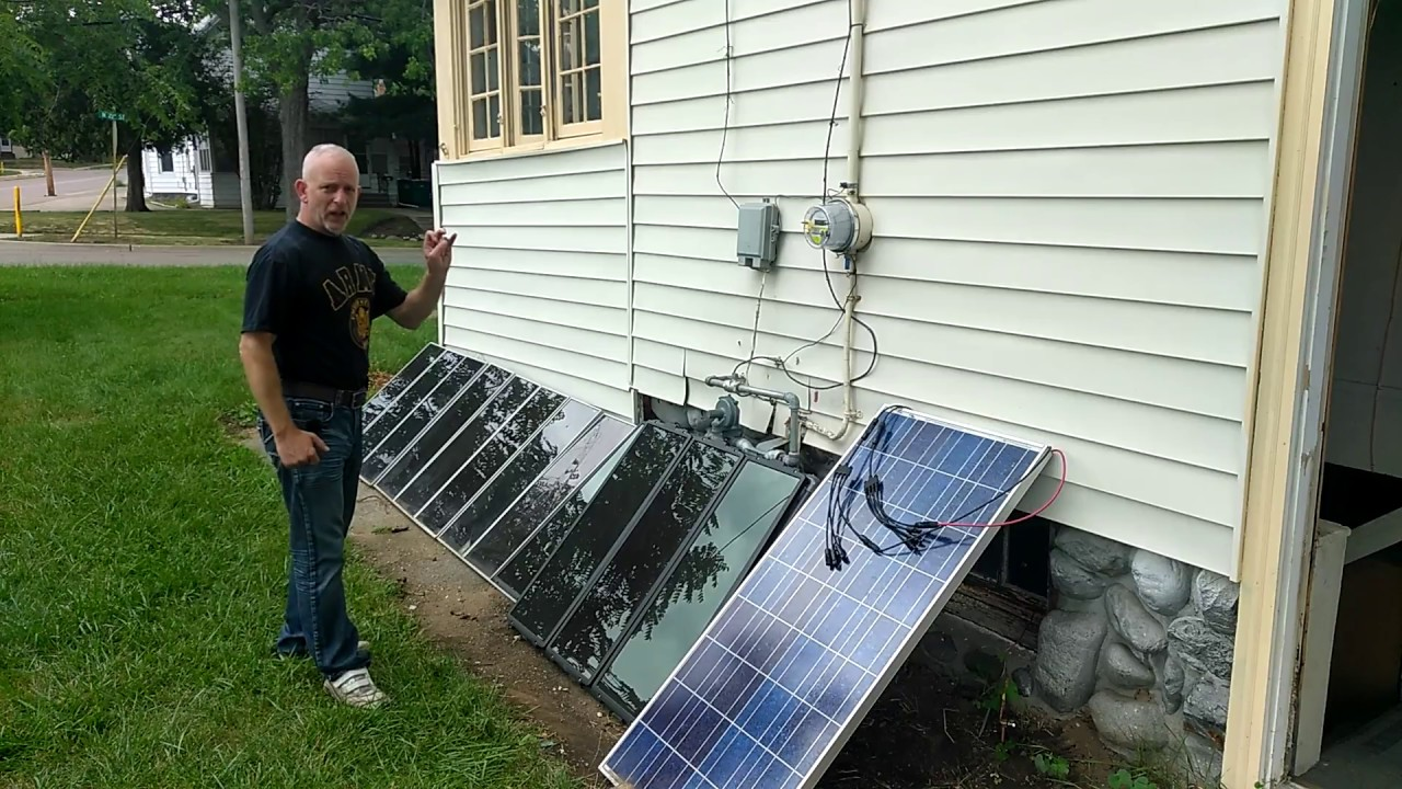 5 Solar Panels Off Grid Diy Projects