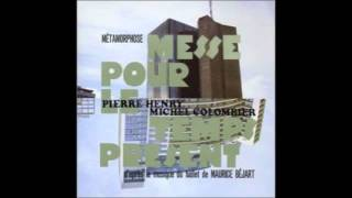 Pierre Henry & Michel Colombier - Jericho Jerk (Saint-Germain Remix)
