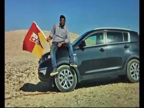 Indore's Suyash Dixit declares himself prince of no man's land between Egypt, Sudan