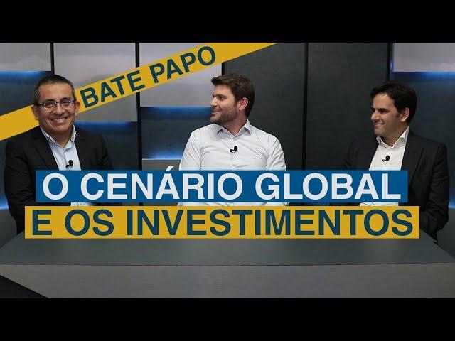 ⭐Gestora SAGMO: Perspectivas da Economia Global e Doméstica. Bate papo completo.
