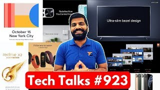 Tech Talks #923 - Realme X2, OnePlus TV, Mi Band 4, Mi TV 4X, ROG Phone 2, iPhone 11 Pro Unboxing