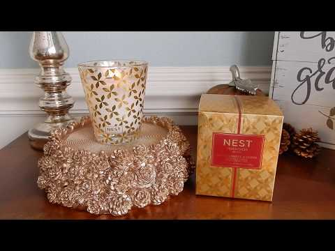 Candle Review: NEW Nest Spiced Orange and Clove - TO DIE FOR!