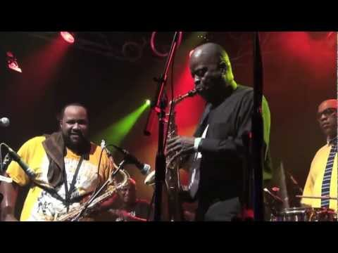 The Soul Rebels with Maceo Parker - Funky Good Time