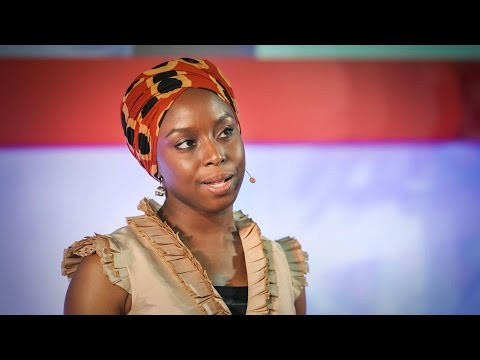 Video image: The danger of a single story - Chimamanda Ngozi Adichie