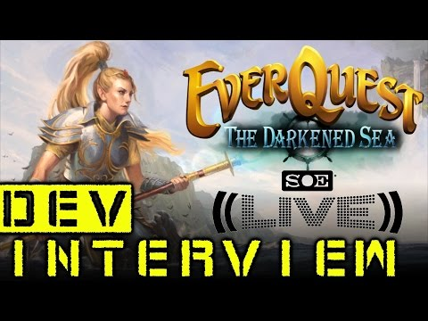 Whats New in EverQuest - SOE Live 2014 - Dev Interview