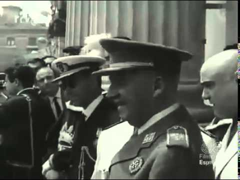 Francisco Franco visita Murcia 1963
