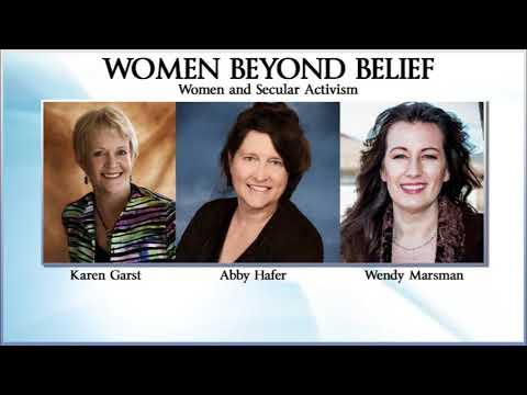 Women Beyond Belief: Women and Secular Activism (TTA Podcast 354)