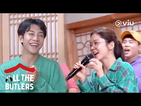 Jang Nara's LIVE Concert! | All The Butlers EP88 [ENG SUBS]