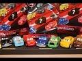 Mattel Disney Cars 3 Mini Racers Blind Bags McQueen, Chick, Doc, Cal Weathers, Cruz Die-casts