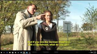 Look who's back Er Ist Wieder Da Hitler speaks with Germans who are concerned about immirgrants