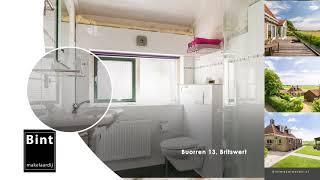 Bint makelaardij - Buorren 13, Britswert