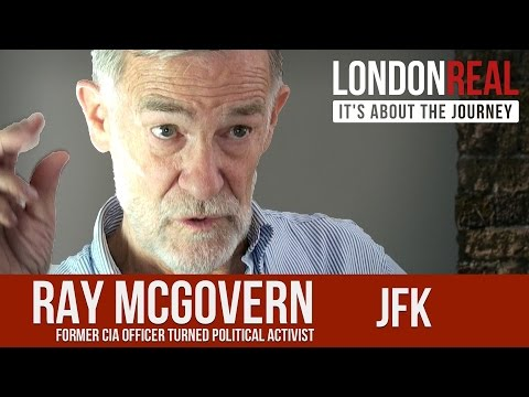 JFK Cuban Missile Crisis Truth - Ray McGovern | London Real
