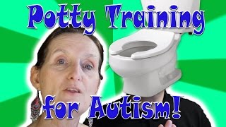 Tostemac talks about Autism: Potty training for Autism!