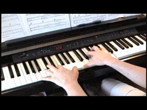 Dancing Through Life - Wicked - Piano