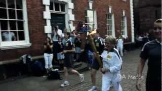 Olympic Torch Relay in Worcester (filmed with 6 cameras) Thumbnail