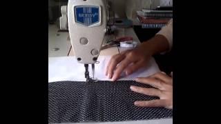 Capa de Galão Mania de Costura por Mania de Costura