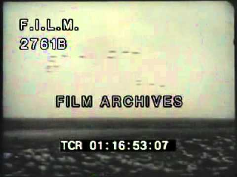 Idlewild Airport (stock footage / archival footage)