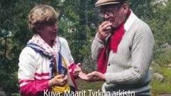 Urho Kekkonen lausuu runoja (äänite)