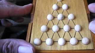 Desafia tu mente solitario triangular (32)