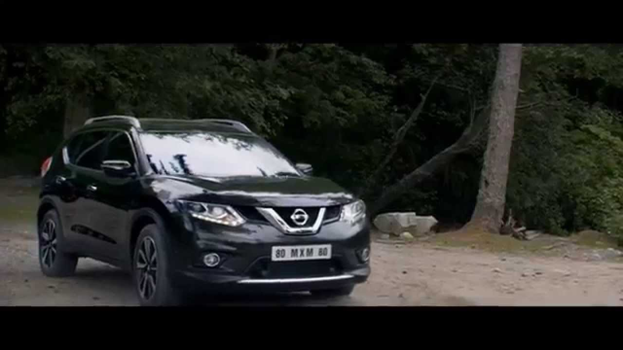 anuncio nissan x trail 2015 youtube. Black Bedroom Furniture Sets. Home Design Ideas