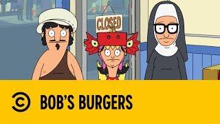 Linda Discovers The Halloween Costumes | Bob's Burgers