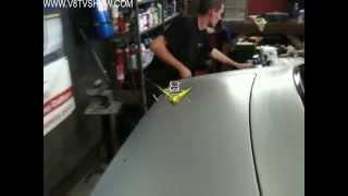 1968 Camaro Countdown to SEMA 2011 V8TV Video: Reloaded Decklid Install Tips
