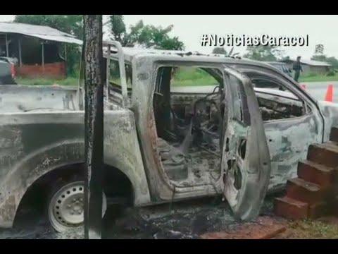 Chat Sería Clave Para Dar Con Asesinos De Tres Agentes Del CTI | Noticias Caracol