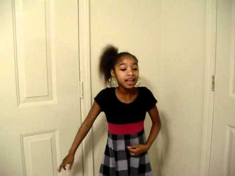 Lay-Lay singing -Tynisha Kelli I wish you love me