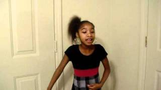 Lay-Lay singing -Tynisha Kelli I wish you love me