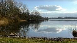 Winter an den LAUENBURGISCHEN SEEN — mit dem Columbus am Schaalsee und Ratzeburger See 🐟 🛶