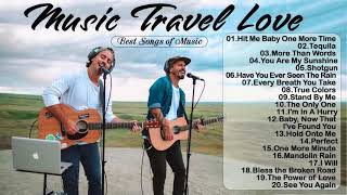 MUSIC TRAVEL LOVE - Romatic love songs - the most views in the world   full album 2021