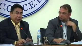 Press Conference Regarding Case 001 Appeals -- March 25, 2011