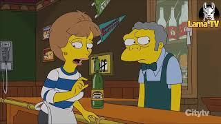 Симпсоны #1 Смешные моменты, приколы HD(Охота на зверей)