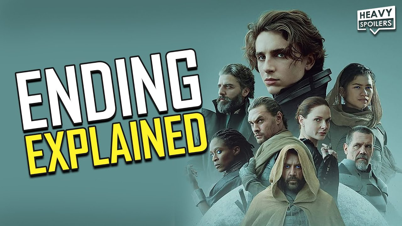 Download DUNE 2021 Ending Explained | Full Movie Breakdown, Sequel News, Review And Reaction